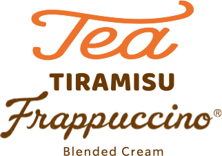 Tea TIRAMISU Frappuccino®︎ Blended Cream